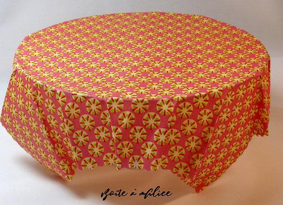Bee wrap rose grand format