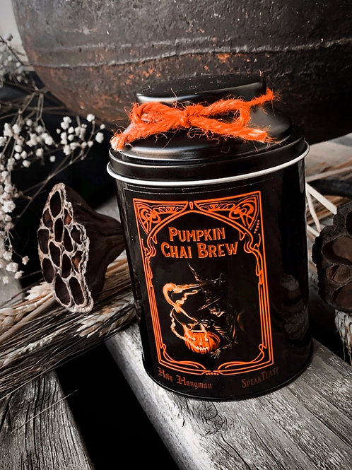 Holy Hangman Pumpkin Chai Brew Tea