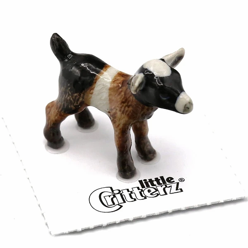 Chiumbo Goat Porcelain Figurine