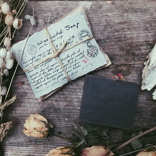 Cottage Witch Botanicals - Woodwitch - Body Soap