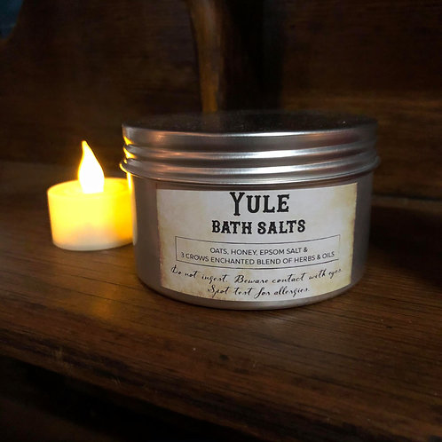 Yule Bath Salts
