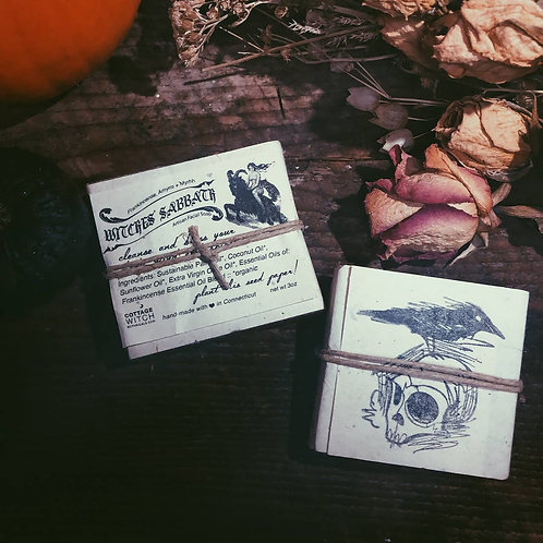 Cottage Witch Botanicals - Witches' Sabbath Facial Soap