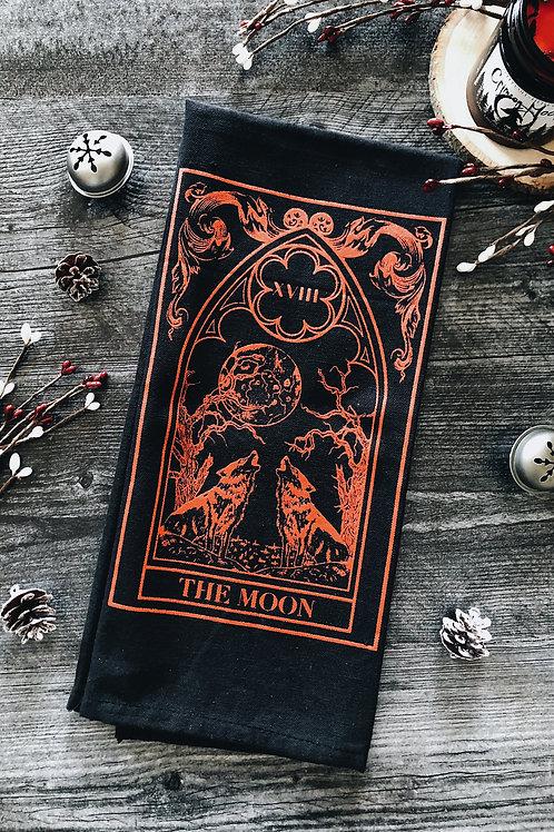 The Moon Tea Towel