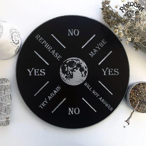 Pendulum Board - Silver Moon