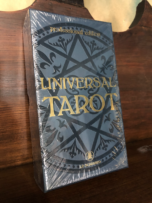 Universal Tarot (Professional Edition)