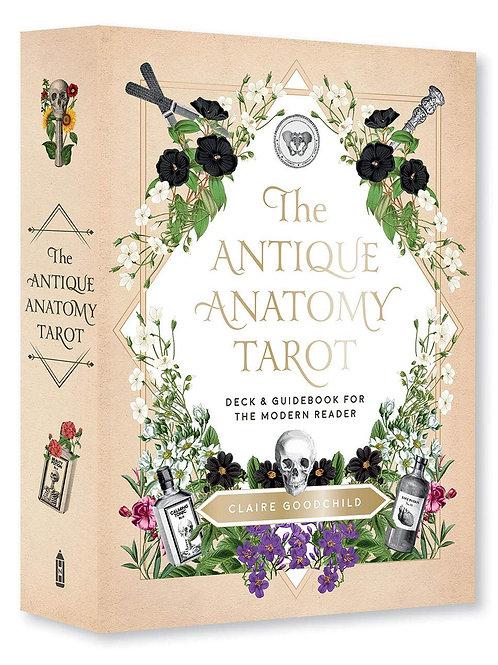 The Antique Anatomy Tarot Kit