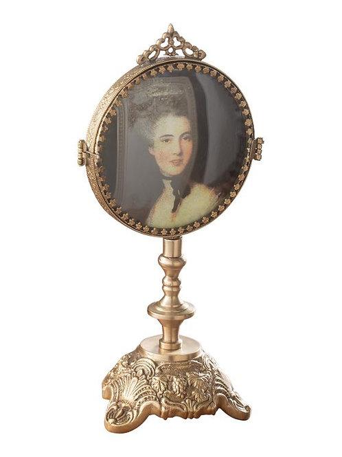 Baroque Framed Portraits