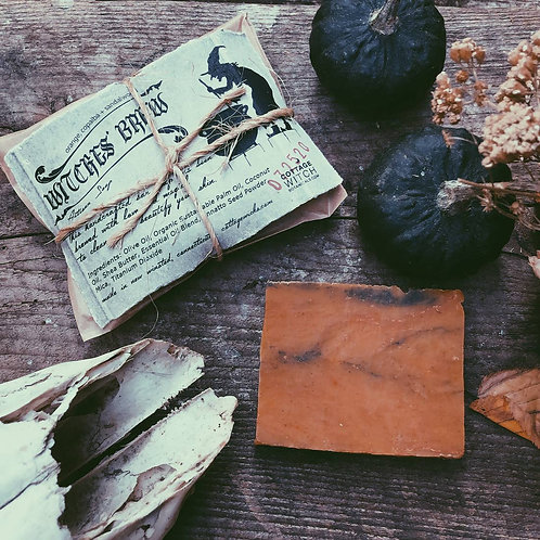 Cottage Witch Botanicals - Witches' Brew - Body Soap