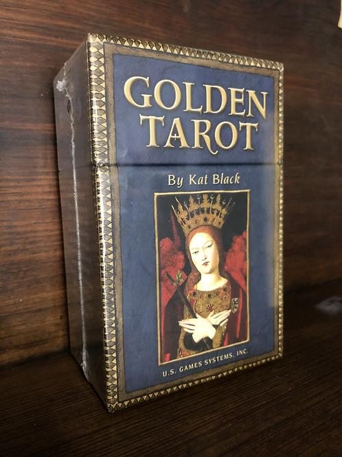 Golden Tarot by Kat Black