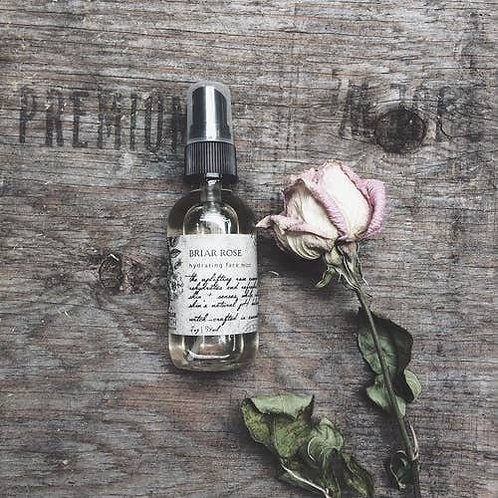 Cottage Witch Botanicals - Briar Rose Face Mist