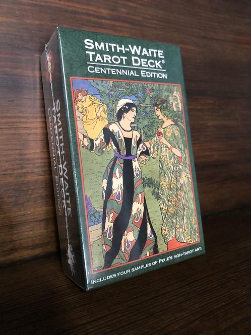 The Smith-Waite Centennial Tarot Deck