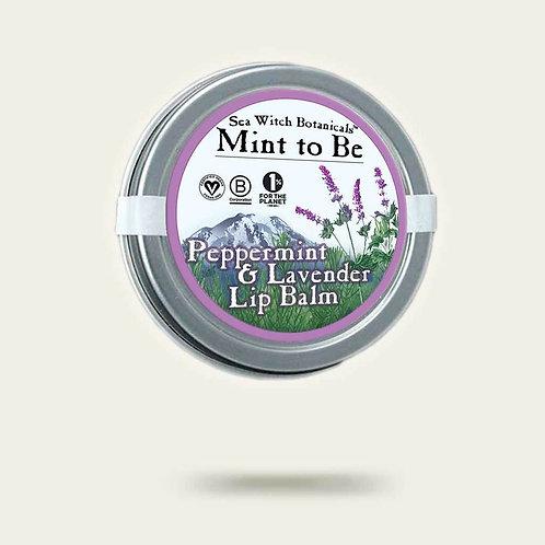 Mint To Be: Vegan Lip Balm