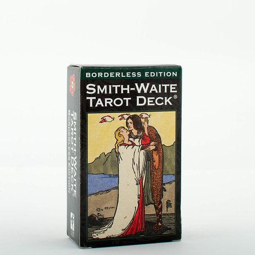 The Smith-Waite Tarot Deck Borderless