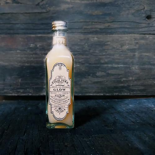 Rose Gold Glow Elixir | Gold Serum