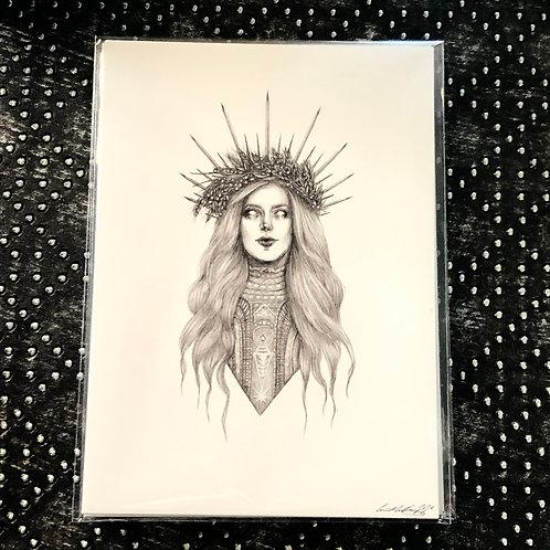 Demeter (5x7print)