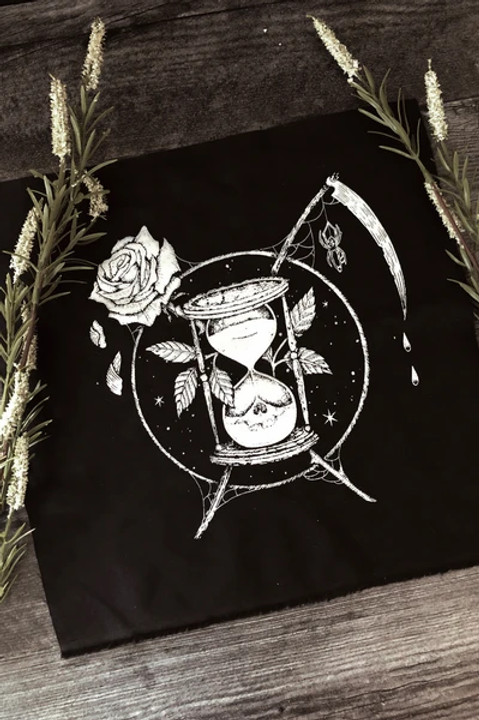 ''Find What You Love & Let It Kill You'' Back Patch
