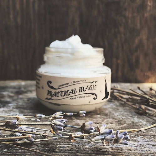 Cottage Witch Botanicals - Practical Magic Face + Body Milk