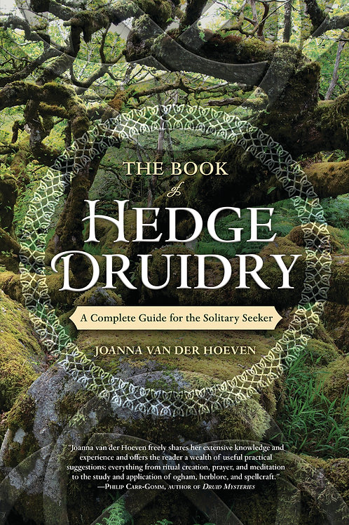 The Book of Hedge Druidry
