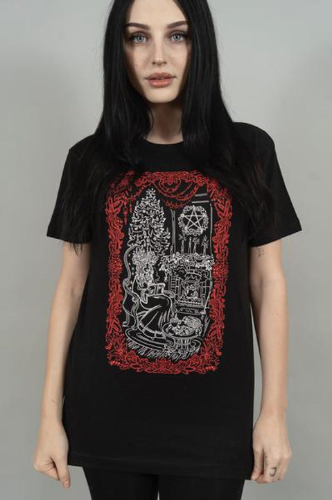 The Pretty Cult Yule Witch Tee