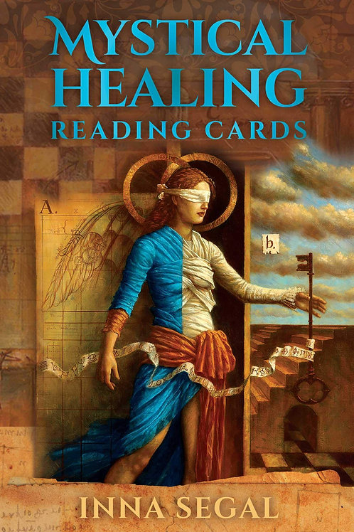 Mystic Healing Reading Cards