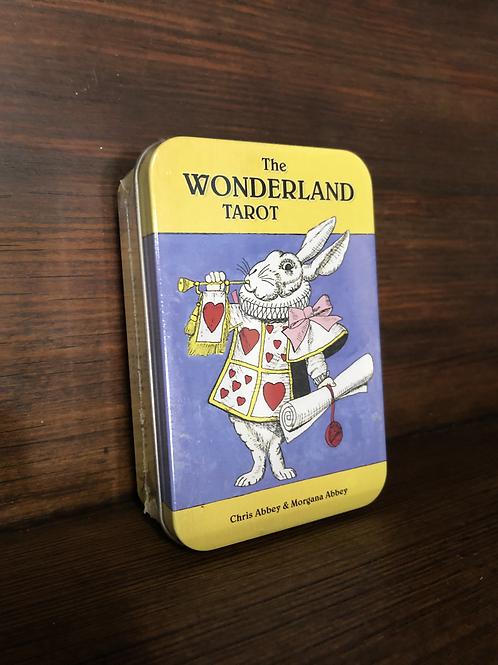 The Wonderland Tarot by Abbey & Abbey