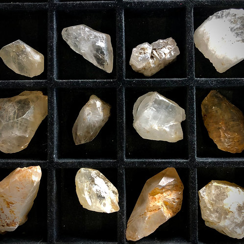 Raw Crystal Quartz