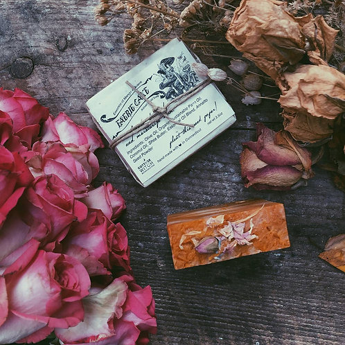 Cottage Witch Botanials - Faerie Cake Facial Soap