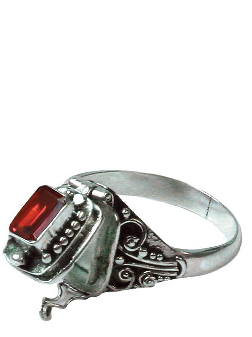 Gothic Poison Ring