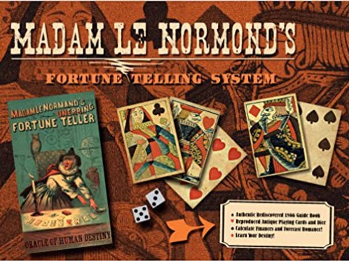Madam Le Normands Fortune Telling System