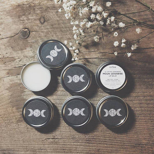 Cottage Witch Botanicals - Moon Goddess Lip Balm