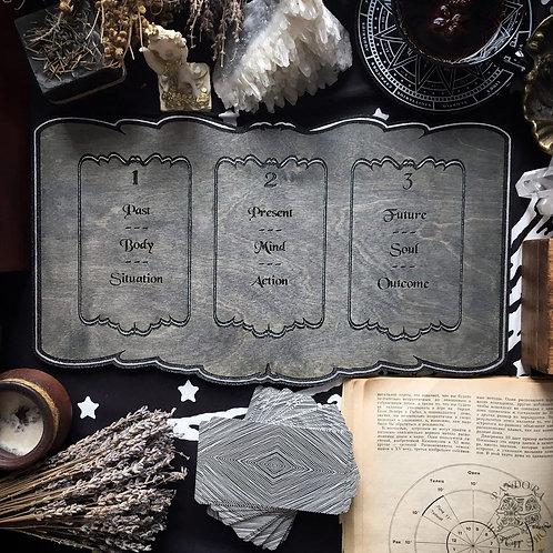 Tarot Board - Three Card Spread
