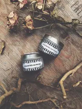 Cottage Witch Botanicals - Haunted Hayride | Halloween Travel Tin