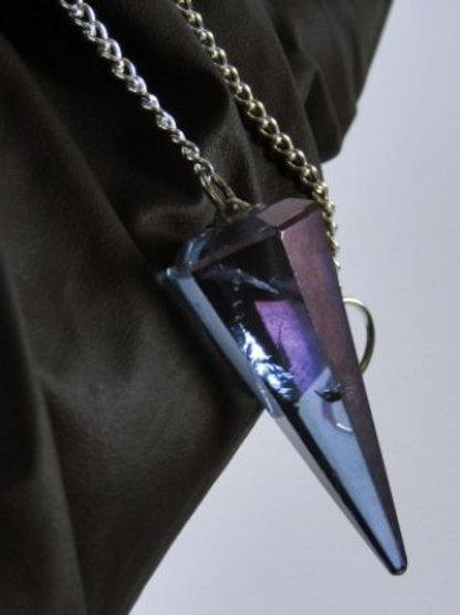 Indigo Aura Pendulum
