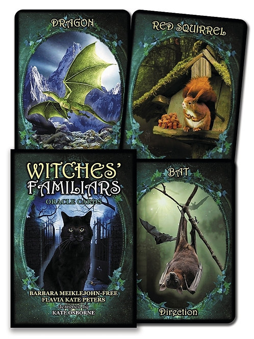 Witches' Familiars Oracle