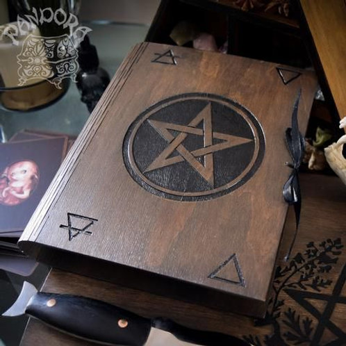 Book of Shadows - Wood