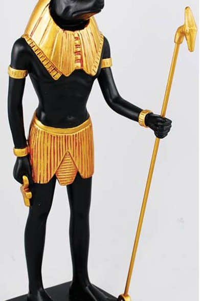 """Anubis 12"""" Statue"""