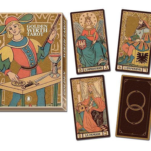 Golden Wirth Tarot Grand Trumps