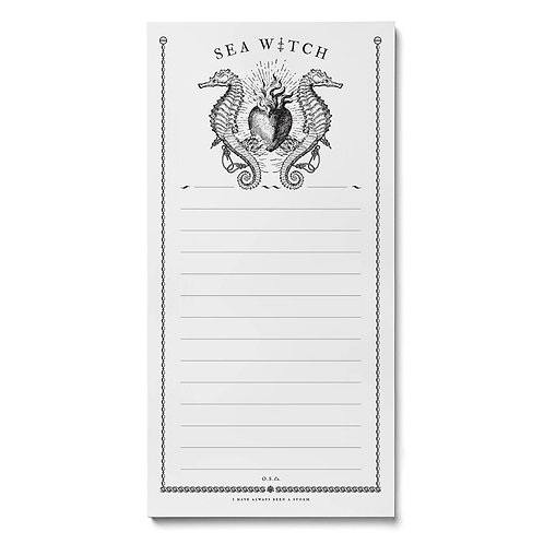 Open Sea - Sea Witch & Witch List Market Pads