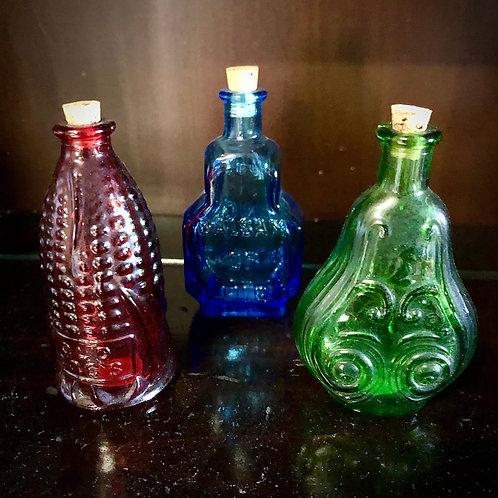 Wheaton NJ Vintage Glass Bottles