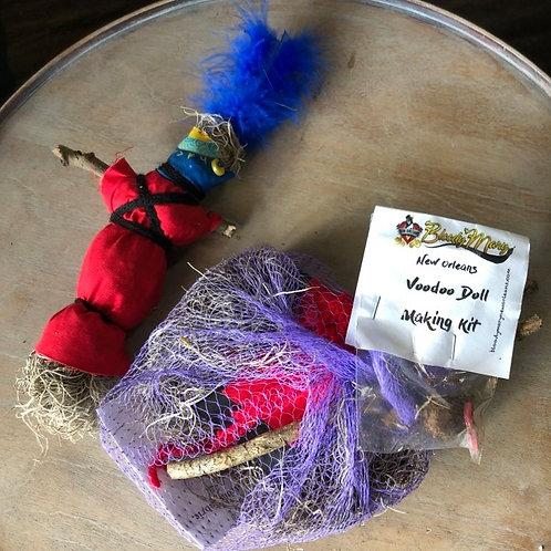 Voodoo Doll Kit
