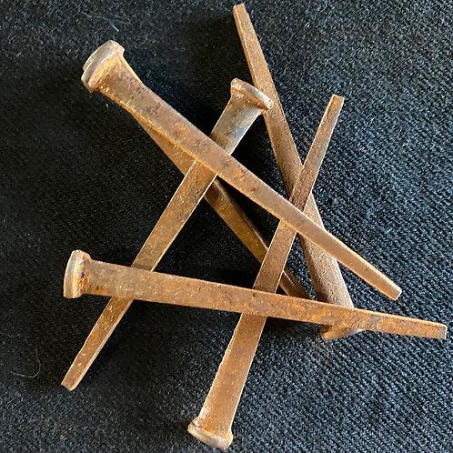 Civil War Era Coffin Nails