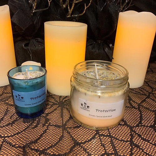 Protection Candle - Large