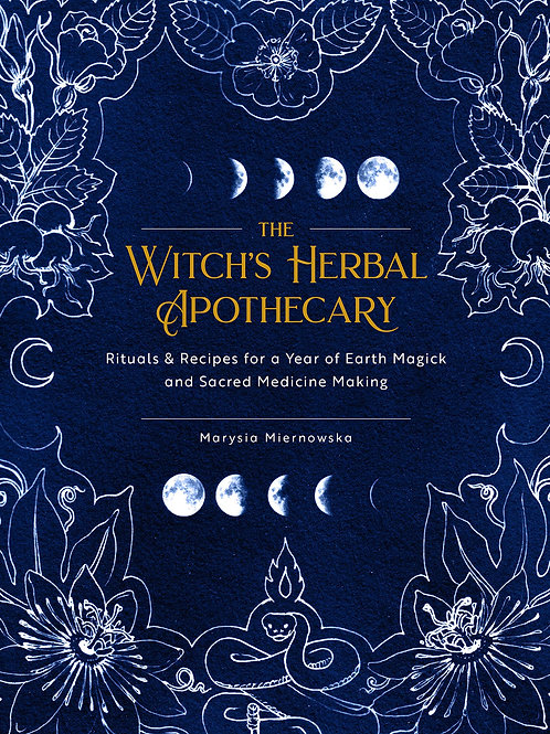 The Witch's Herbal Apothecary