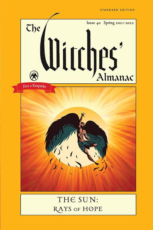 Witches' Almanac 2021-2022
