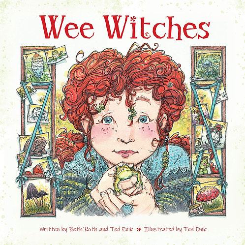 Wee Witches by Beth Roth & Ted Emik