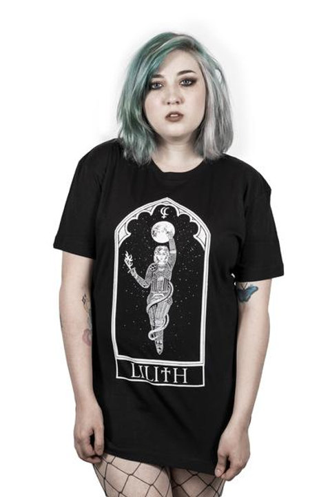 The Pretty Cult Lilith Oracle Tee
