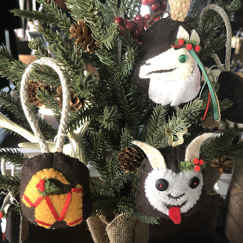 Yule Ornaments