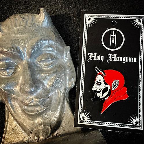Holy Hangman - Devil Enamel Pin