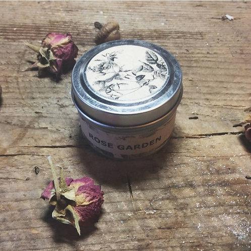 Cottage Witch Botanicals - Rose Garden Travel Tin