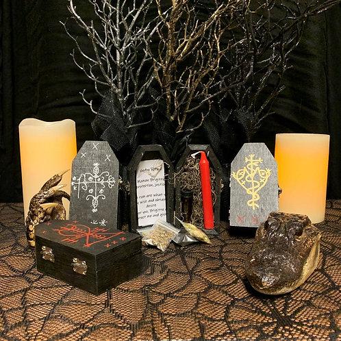Voodoo Ritual Kit